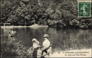 Postcard from Varenne